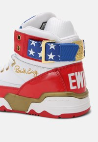 Ewing - 33 HI USA 4TH OF JULY - Baskets montantes - white/blue/gold - 6