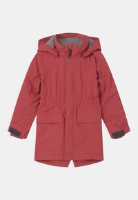 Didriksons - RONNE UNISEX - Parka - red - 0