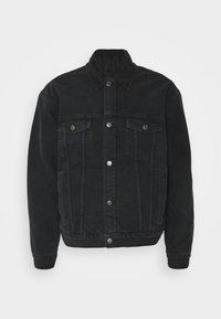 Tommy Hilfiger - Denim jacket - black denim - 0