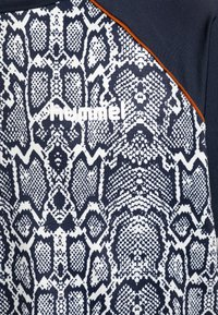 Hummel - Print T-shirt - blue nights - 2