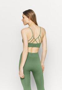 Ellesse - ELIANA - Light support sports bra - green - 2