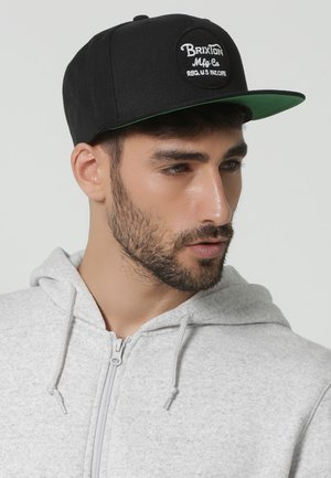 WHEELER SNAP BACK - Cap - black