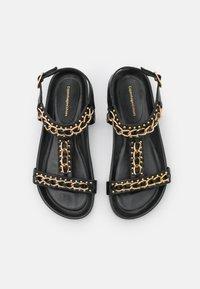 Copenhagen Shoes - SO SERIOUS - Sandały - black - 5