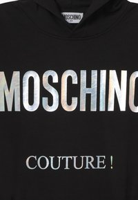MOSCHINO - HOODED OVERSIZE - Hoodie - black - 3