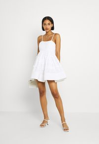 Lace & Beads - BETHAN MINI - Cocktail dress / Party dress - white - 1