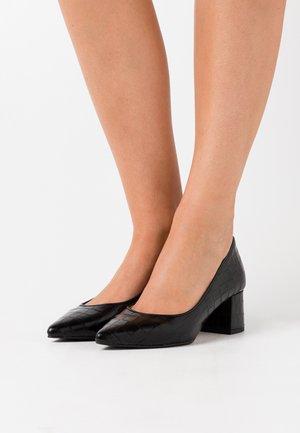 CULINA - Classic heels - monterrey black