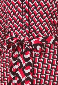 Diane von Furstenberg - MILLY DRESS - Paitamekko - red - 6