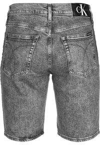 Calvin Klein Jeans - Denim shorts - grey - 1