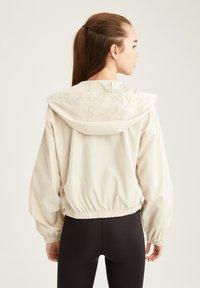 DeFacto - Summer jacket - ecru - 1