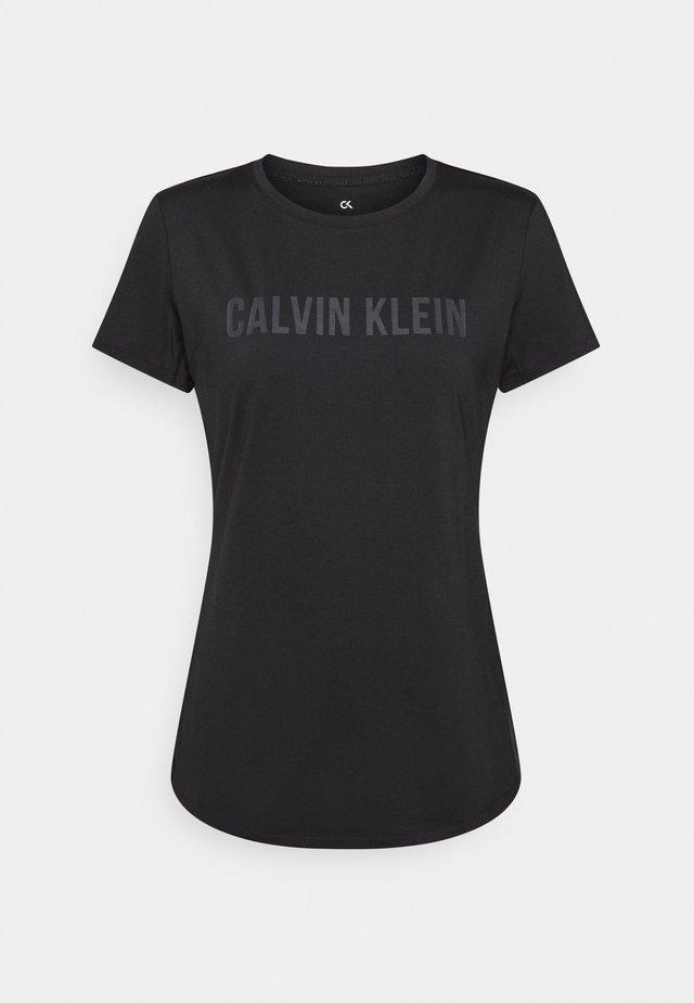 LOGO - T-shirts print - black