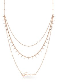 Guess - Necklace - weiß - 2