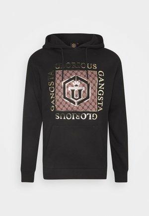 DASLI HOODIE - Sweatshirt - black