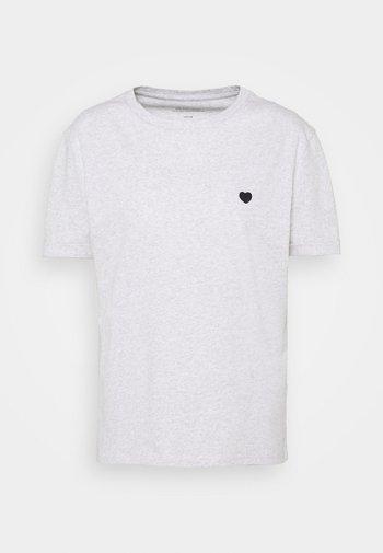 SERZ - Basic T-shirt - grey