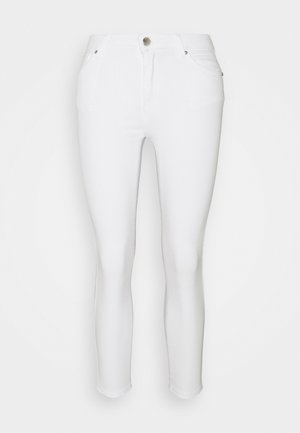 ONLPOWER LIFE PUSHUP - Jeans Skinny - white