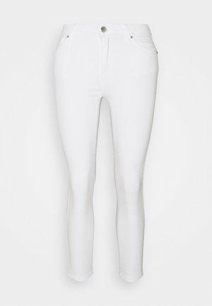 ONLPOWER LIFE PUSHUP - Jeans Skinny Fit - white
