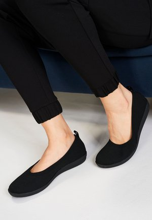 EVA - Ballet pumps - black