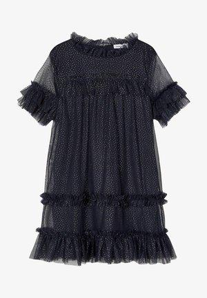 Cocktail dress / Party dress - dark sapphire
