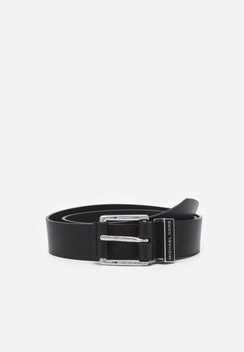 BELT - Belt - black/silver-coloured