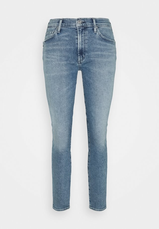 SKYLA - Jeans slim fit - julep/indigo
