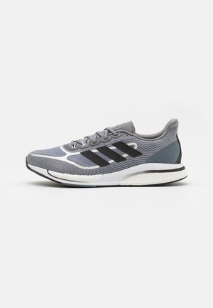 SUPERNOVA  - Neutral running shoes - grey three/core black/blue oxid