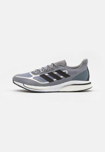SUPERNOVA  - Neutral running shoes - grey three/core black/blue oxid