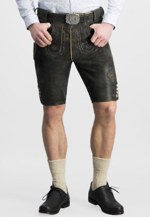 FELIX - Shorts - grey