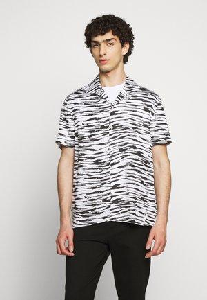 AXEL RESORT SEASONAL PRINT - Shirt - white
