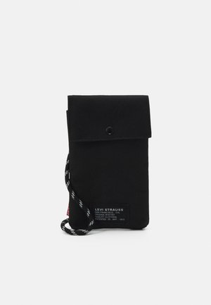 LANYARD BAG UNISEX - Bandolera - regular black