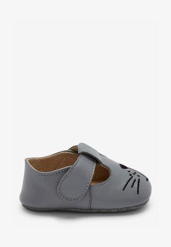 UNISEX - Baby shoes - grey