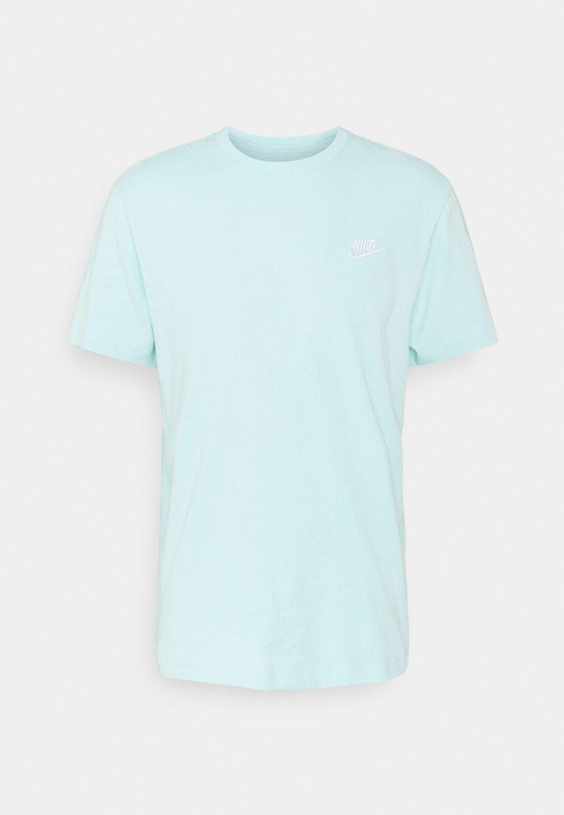 Nike Sportswear - CLUB TEE - T-shirt - bas - light dew/white