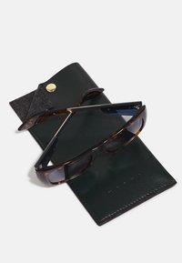 Marni - UNISEX - Sluneční brýle - havana - 3