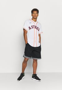 Nike Performance - MLB HOUSTON ASTROS OFFICIAL REPLICA ALTERNATE - Triko s potiskem - white - 1