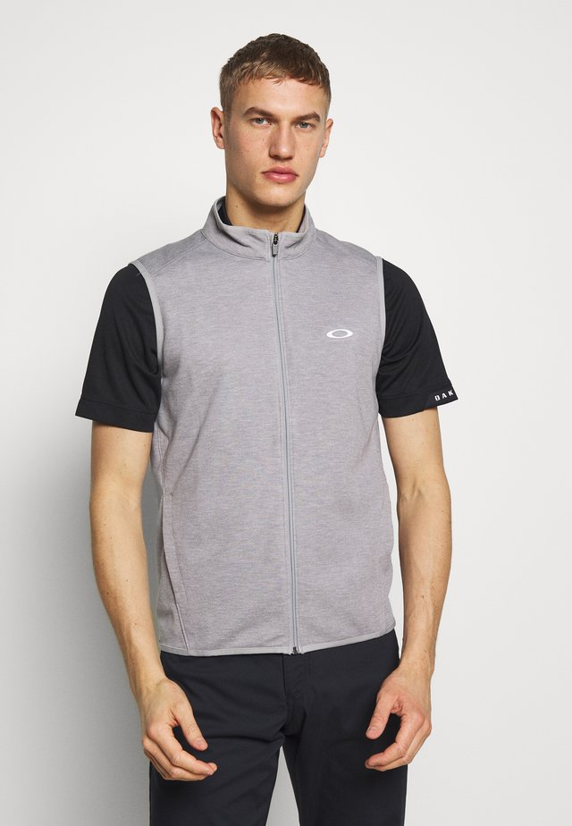 RANGE VEST - Bodywarmer - fog grey heather