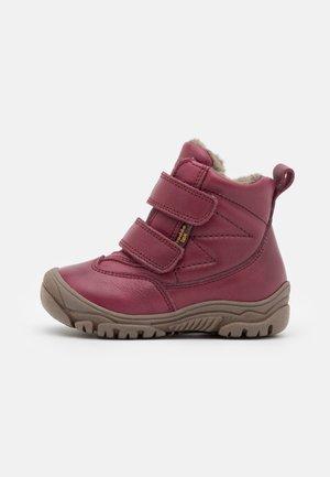 LINZ WOOL TEX BABY UNISEX - Winter boots - bordeaux