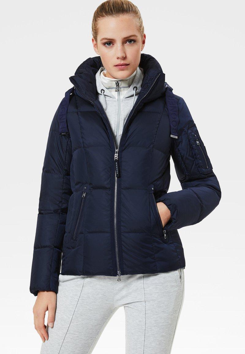 Bogner - FELINA - Down jacket - navy-blau
