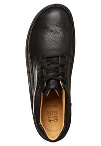 Clarks - NATURE THREE - Casual lace-ups - black - 6