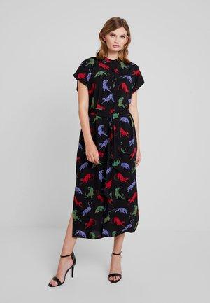 Skjortklänning - multicoloured/black