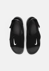 Nike Performance - SUNRAY ADJUST 5 UNISEX - Sandali da trekking - black/white - 3