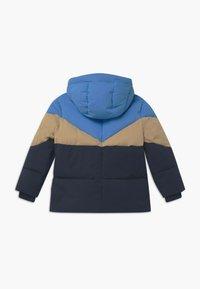 Gosoaky - WORKING WEASEL UNISEX - Winter jacket - marina blue/multicolour - 1