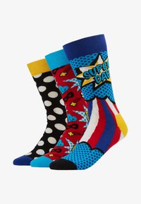 Happy Socks - FATHER'S DAY GIFT BOX 3 PACK - Calze - multi - 1