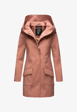 MAYLEEN - Winter coat - terracotta