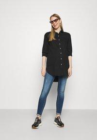 ONLY - OLMPAOLA LIFE - Jeans Skinny Fit - medium blue denim - 1