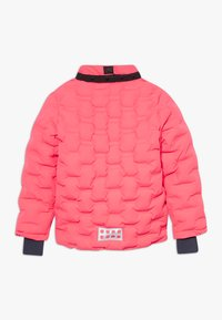 LEGO Wear - LWJIPE 706 - Snowboardová bunda - coral red - 2
