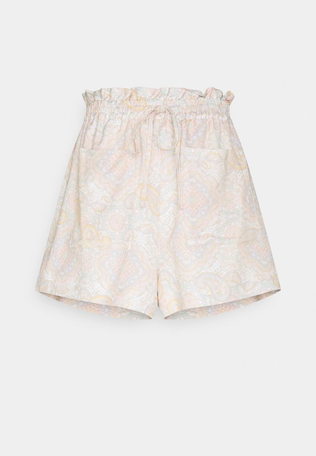 MISTY SHORTS - Shortsit - pastel pasty