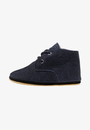 First shoes - blue