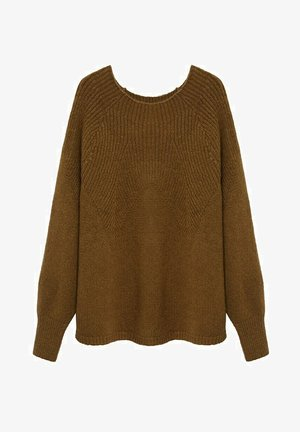 DREAM - Pullover - okker