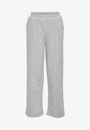Træningsbukser - light grey melange