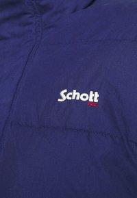 Schott - NEBRASKA - Winter jacket - royal blue - 8