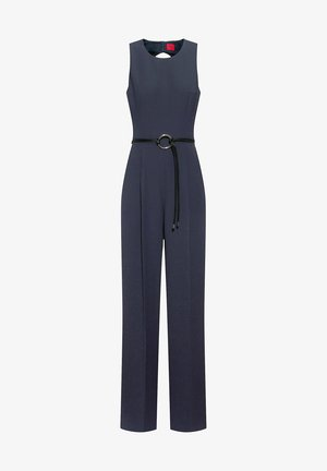 KENIKA - Jumpsuit - dark blue