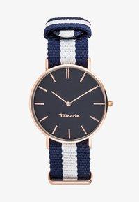 Tamaris - DANIELA - Watch - rosé/navy - 1